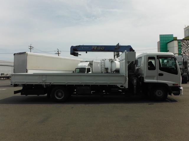 イスズ ADG-FRR90L3 クレーン4段 4t ワイド