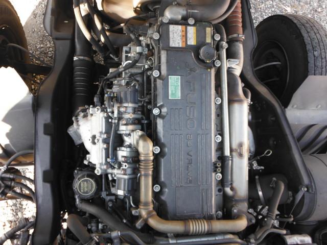 三菱 TKG-FK61F アルミウィング 4t ワイド