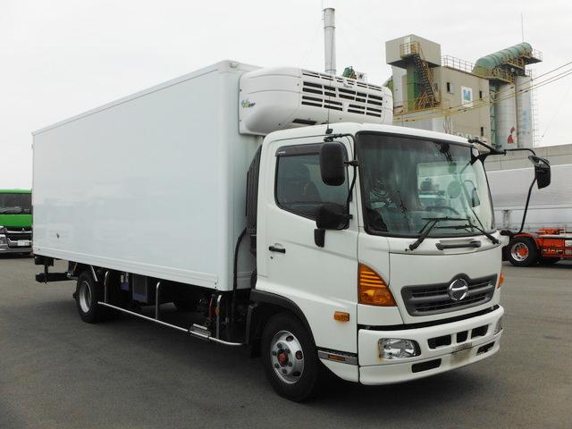 日野 TKG-FC9JKAG 冷凍車 4t標準