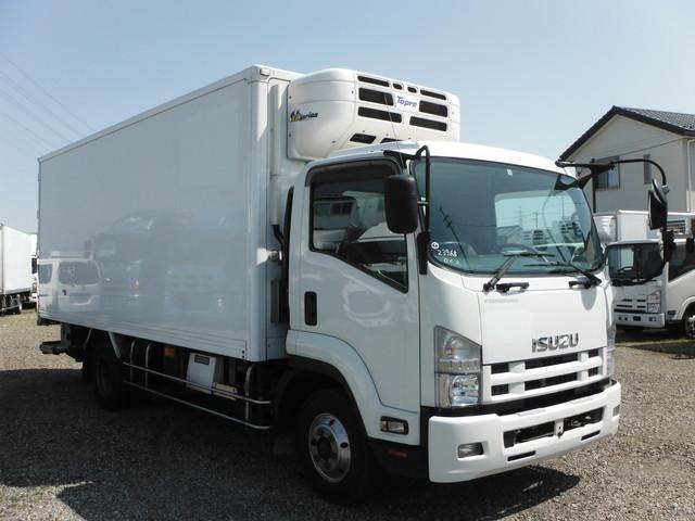 イスズ TKG-FRR90T2 冷凍車 4t標準