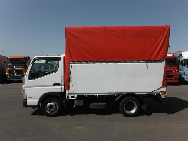 三菱 TPG-FBA00 ホロ 1t以上4t未満 標準