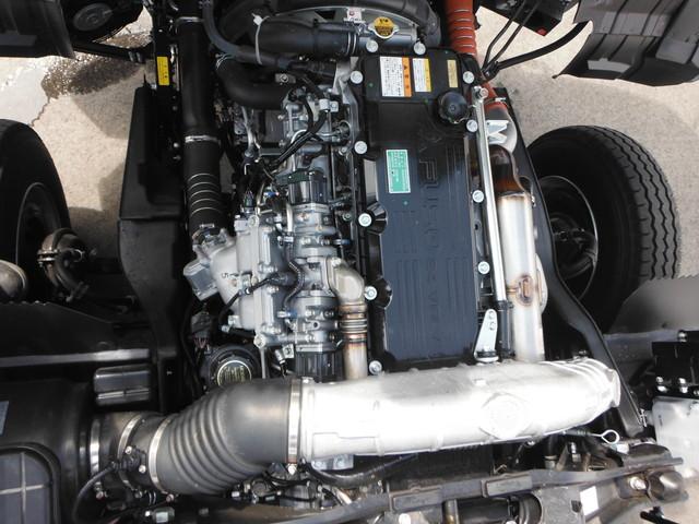 三菱 2KG-FK72F アームロール 4t標準