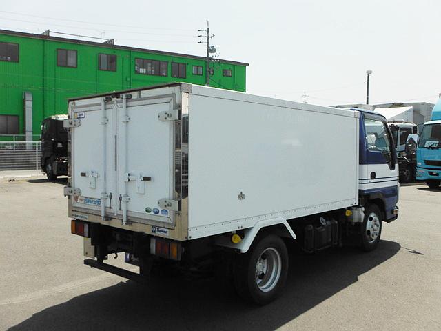 イスズ TPG-NJR85AN 冷凍車 1t以上4t未満 標準