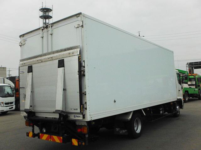 日野 TKG-FC9JKAG 冷凍車 4t ワイド