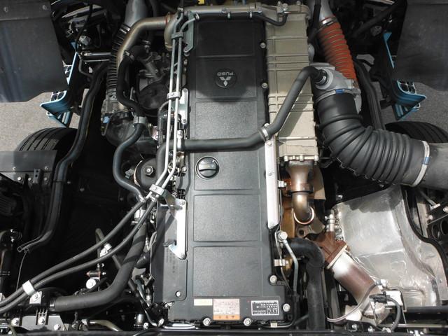 三菱 QKG-FV60VJ Wヘッド 10t超