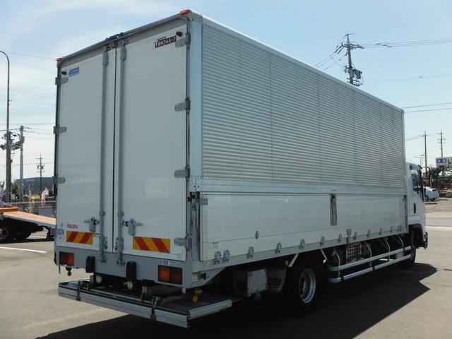 イスズ TKG-FRR90S2 冷凍ウイング 4t ワイド